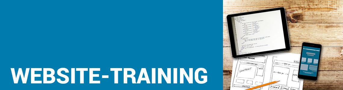 Website Training